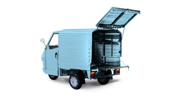 piaggio ape 50 kasten benzin fahrzeuge ape porter. Black Bedroom Furniture Sets. Home Design Ideas