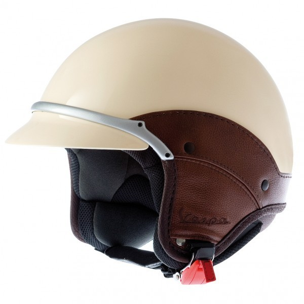 vespa helm jethelm jet helme soft touch vintage gr xl beige siena ebay. Black Bedroom Furniture Sets. Home Design Ideas
