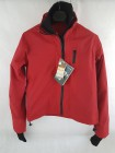 Armadillo Jacke Woman Funel Neck rot Gr. XL