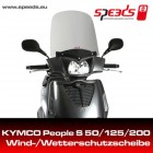 SPEEDS Windschild für Kymco People S 50 / S 125 / S 200