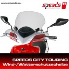 Speeds Windschild CITY TOURING Super 8 2013 mit Haltesatz