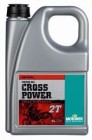Motorex Cross Power 2T vollsynth. 4 Liter