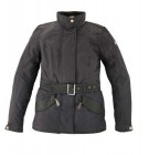 Original Vespa Damen Nylon Jacke Tech Jacket schwarz
