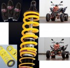 KW Competition Can Am Outlander 650/650 XT/800/800 XT Tieferlegungssatz