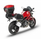 Givi Monorack-Arme für Ducati Monster 696/1100