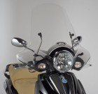 Givi Windschild transparent Piaggio Beverly Cruiser 250/500