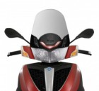 Original Piaggio Windschild Medium MP3 YOURBAN